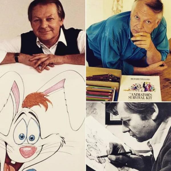 Умер Ричард Уильямс: автор анимации фильма Розовая пантера скончался на 87-ом году жизни