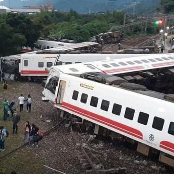 Трагедия на Тайване: 17 человек погибли в результате инцидента на железной дороге
