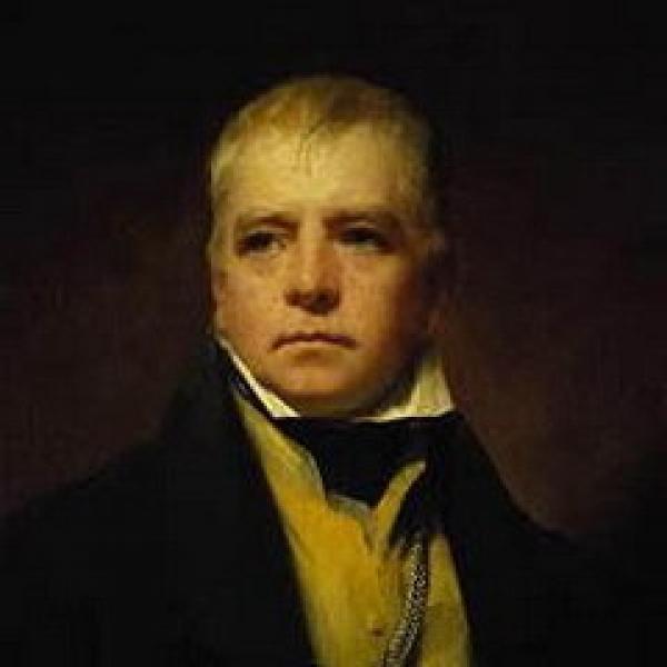 186 лет назад умер Вальтер Скотт
