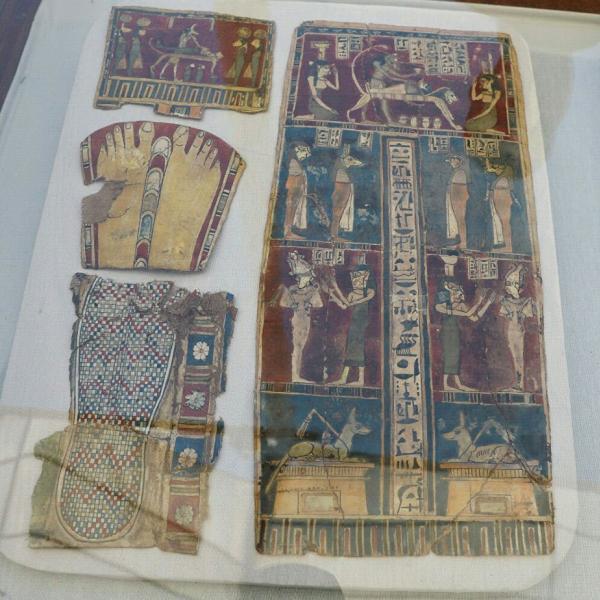 Археологи нашли фабрику мумий последних фараонов Древнего Египта