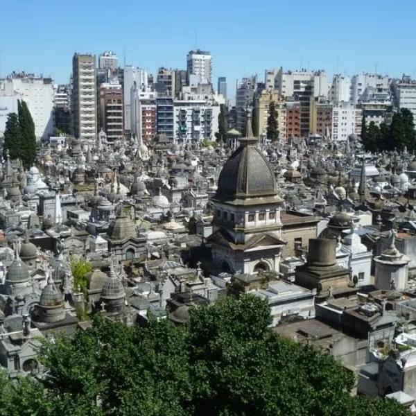 Самые интересные кладбища мира: Кладбище Реколета (Cementerio de La Recoleta), Аргентина