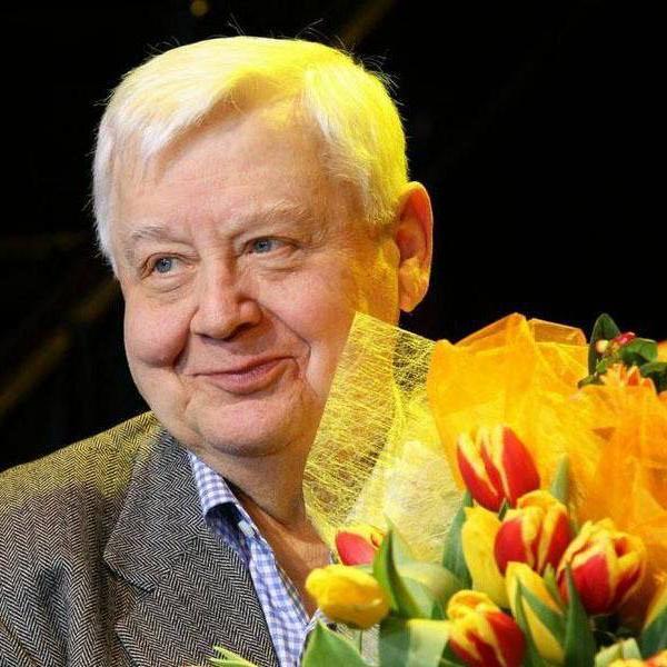 Олег Табаков – советский и российский актёр, режиссёр, педагог