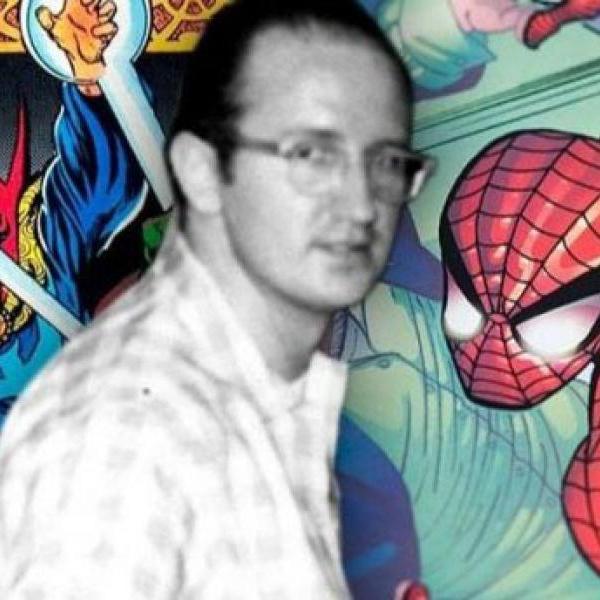 Умер Стив Дитко - аниматор украинского происхождения, который создал
