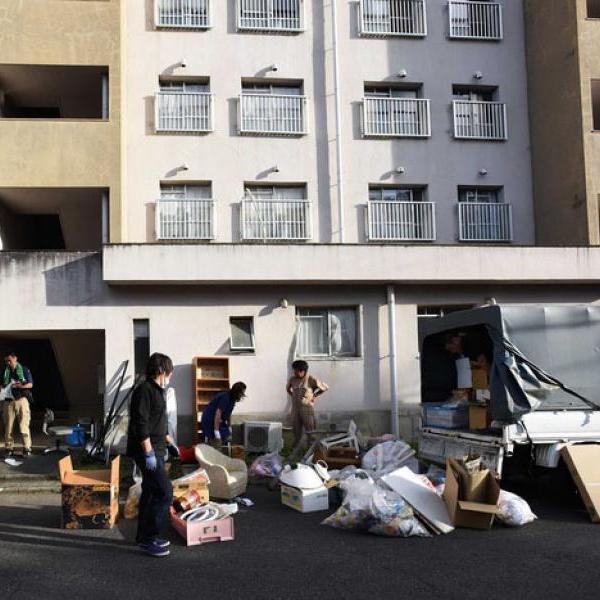Одинокая смерть в Японии: как работает сервис по ликвидации имущества умерших