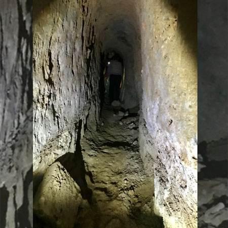 Археологи нашли уникальные древние послания под могилой библейского пророка