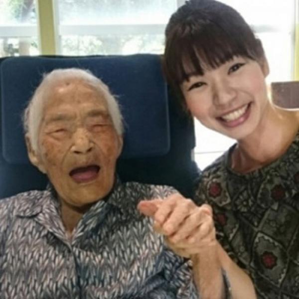 Скончалась старейшая женщина в мире