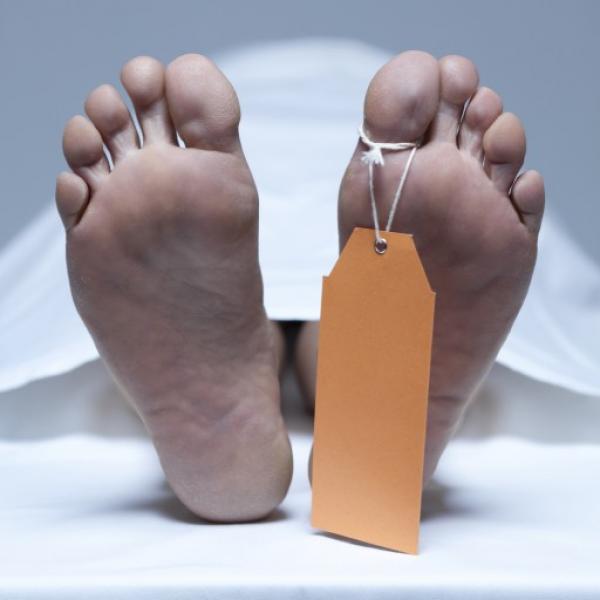В Мариуполе торгуют телами умерших