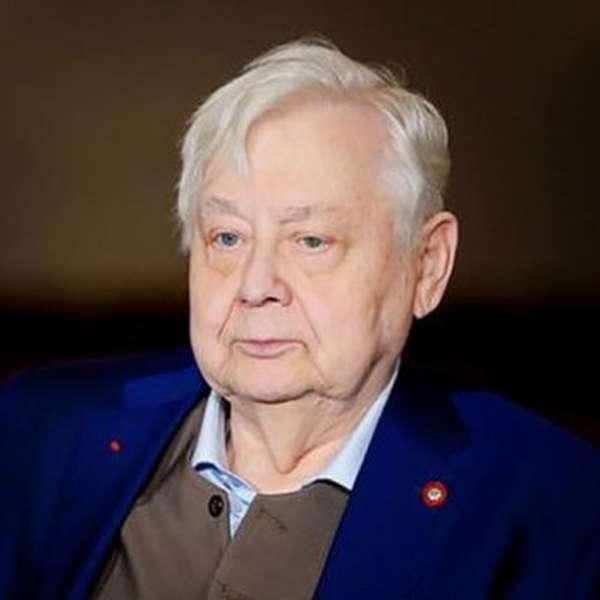 Умер Олег Табаков – российский актер и режиссер
