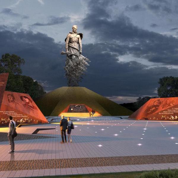 Ржевский мемориал Советскому солдату откроют в мае 2020 года